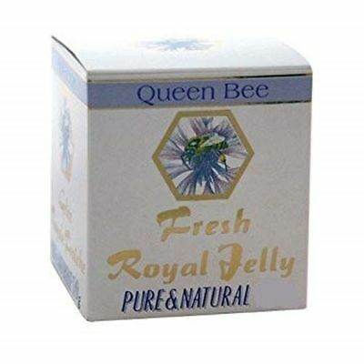 Queen Bee 100% Fresh Royal Jelly 30g