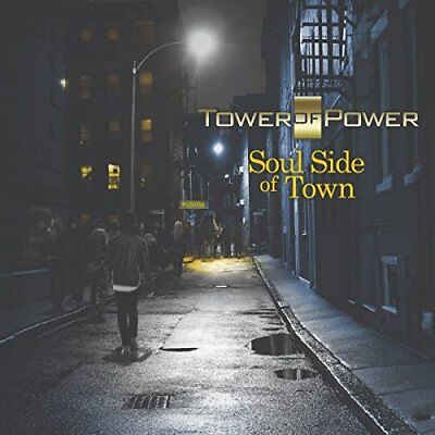 Tower of Power: Soul Side of Town by Tower Of Power  [Audio CD] NEW