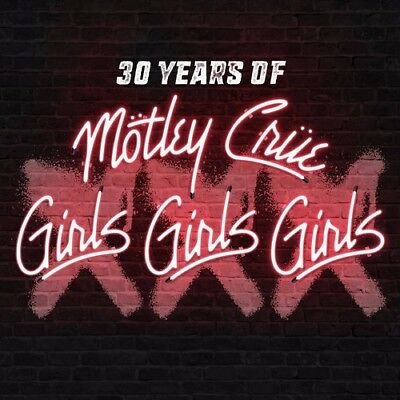 Motley Crue - XXX: 30 Years Of Girls, Girls, Girls [New CD] With DVD, Digipack P