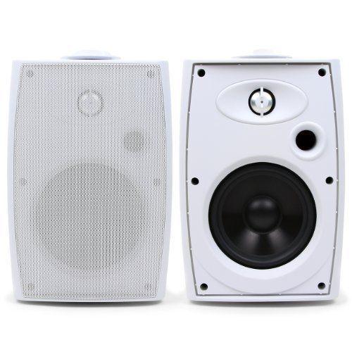 5 brands of outdoor speakers ebay. Black Bedroom Furniture Sets. Home Design Ideas
