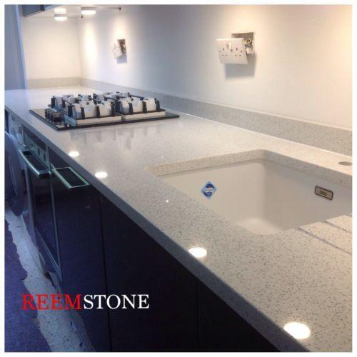 White Granite Worktop: Home, Furniture & DIY