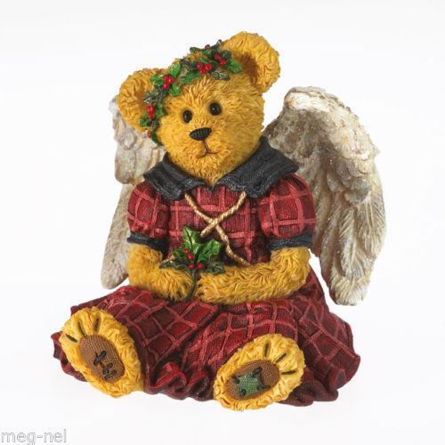 Boyds Bears Resin Christmas Ebay