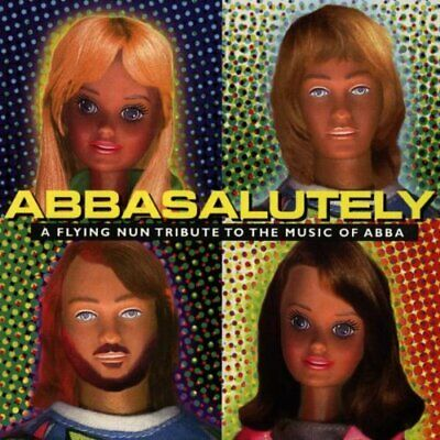 Various : Abbasalutely-Abba Tribute CD