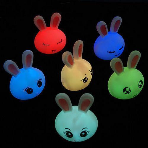 Rabbit Night Light Ebay
