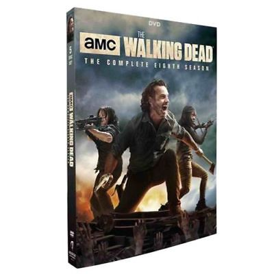 The Walking Dead  The Complete Eighth Season 8   New   Dvd   Free Shipping