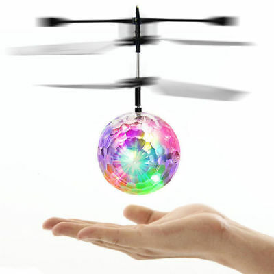 9 Year Old (Toys for Boys Flying Ball LED 3 4 5 6 7 8 9 10 11Year Old Age Xmas Boy Cool)