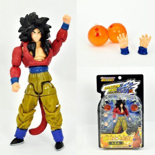 Dragon Ball Z Toys : Dragon ball z action figures ss ebay