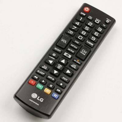 New Genuine OEM LG Remote Control  AGF76631042
