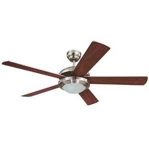 New Westinghouse Comet Ceiling Fan