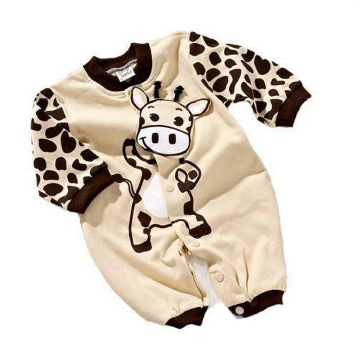 Cow Baby Clothes Ebay