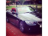 Bmw 330d covertible 2011
