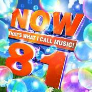 Now Thats What I Call Music 81