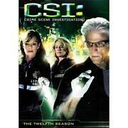CSI Season 12