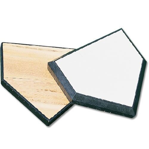 MacGregor Wood Filled Home Plate - Baseball/Softball