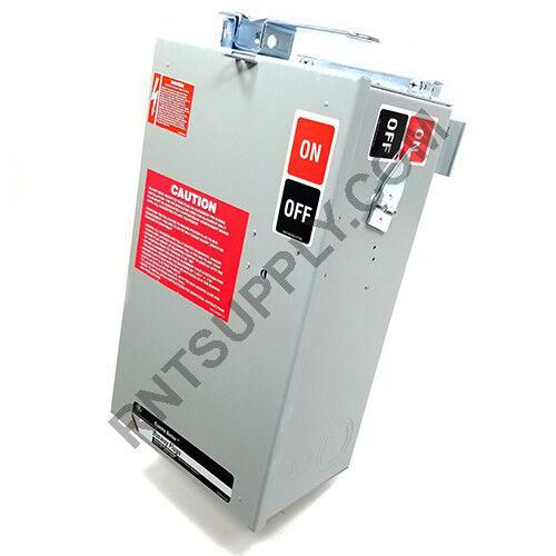 General Electric Sb423r Bus Plug 100a 240vac 3p4w Fusible Spectra Sb