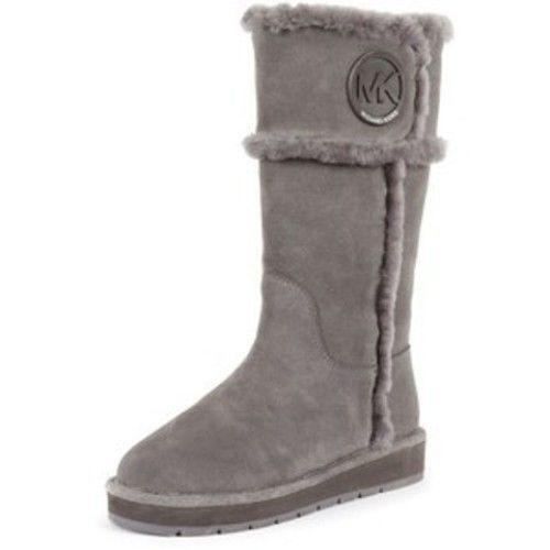 Michael Kors Shearling Boots | eBay