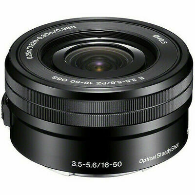 SONY E Mount 16-50mm F3.5-5.6 OSSSELP1650  ZOOM LENS a6400 a6300 a6500