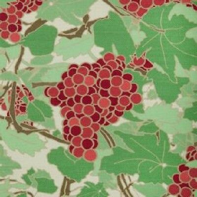 Emily Burningham Grapewine Red Paper Lunch Napkins NEW