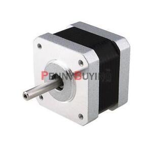Stepper motor controller nema 17 driver ebay for 12v servo motor controller