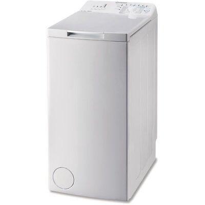 Indesit BTWA61052(IT) Lavatrice Carica dall'Alto 6 kg 1000 Giri Classe A++