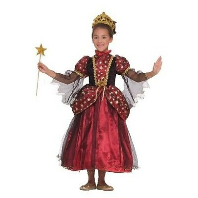 Gold Star Costume (Girls Designer Gold Star PRINCESS Costume Small 4/6 )