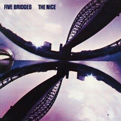 The Nice - Five Bridges [New CD] Rmst