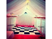 Marquee Hire / Tent - 3m x 6m - 4m x 6m - 3 x 12m - Lighting | Chairs & Tables 3x6 3x12 4x6 4x8 4x12