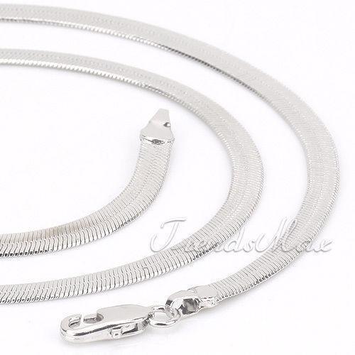 Herringbone Platinum