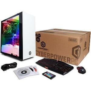 CYBERPOWER Gamer Supreme Liquid Cool Gaming PC
