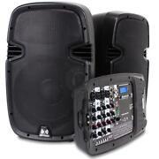300W Speakers