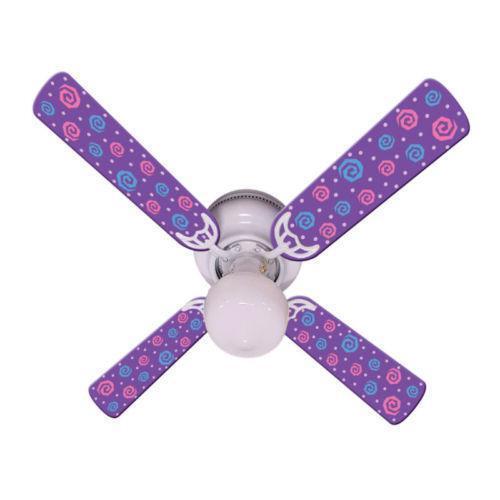 Purple Ceiling Fan Ebay