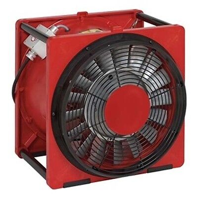 16 Smoke Removal Fan Ejector Exhaust - Explosion Proof Motor 1 12 Hp 4459 Cfm