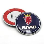 Saab 9-3 Badge