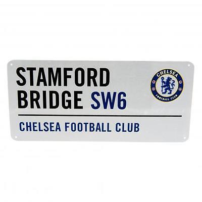 Chelsea Fc Street Sign Football Team Stadium Stamford Bridge SW6 Street Sign New Chelsea Stamford Bridge