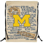 Forever Collectibles Michigan Wolverines NCAA Backpacks