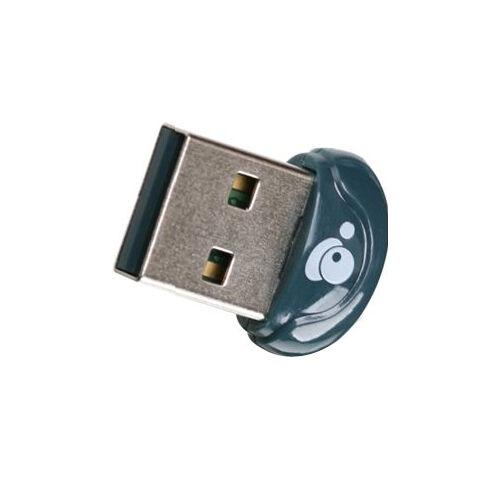 IOGEAR Bluetooth 4.0 USB Micro Adapter Green GBU521