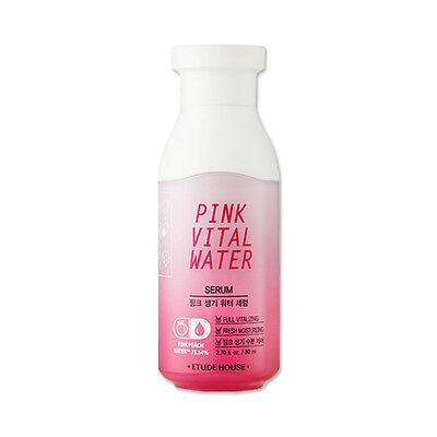 [ETUDE HOUSE] Pink Vital Water Serum - 80ml