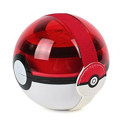 Pokemon Monster Ball Daily Bento Lunch Box Food Container 10 Oz. Cute Design