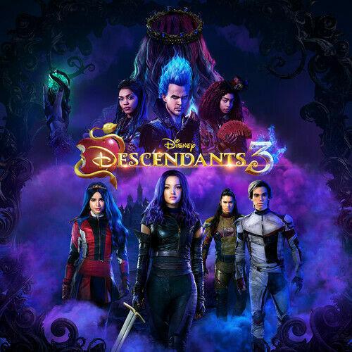 как выглядит Descendants 3 Original TV Movie Soundtrack CD 2019 Factory Sealed NEW фото