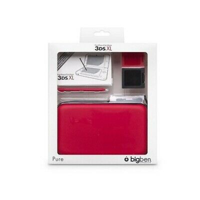Pack - Pure  3DS XL, rot (BigBen)