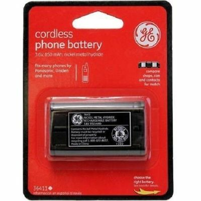 GE 36411 Cordless Phone Battery - 3.6V.850mAh, Nickel Metal -