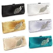 Crystal Evening Clutch Bag