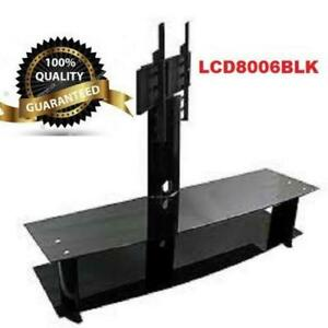 Weekly Promo! TygerClaw LCD8006BLK TV Stand $179 (was$399)