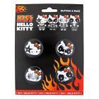 Hello Kitty Button Pin