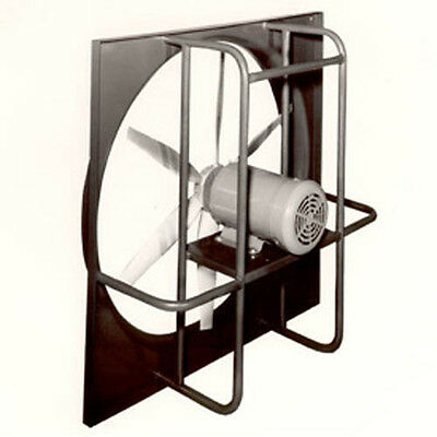 2 Hp - 30in - Volts 230 460 - 3 Phase - 6 Blade - Explosion Proof Exhaust Fan