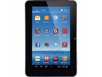 """Jazz C725 Tablet, 7"""" Screen, 4GB Storage, Android 4.0"""