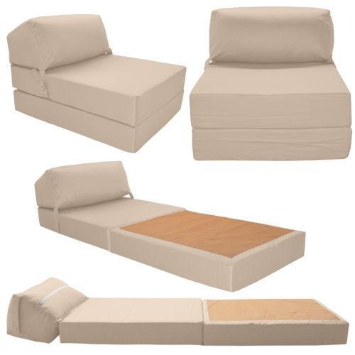 Chair Beds Beds Amp Seating Ebay