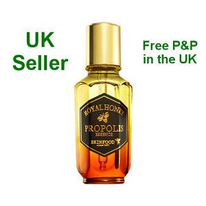 Skinfood Royal Honey Propolis Essence 50ml deeply nourish & hydrate your skin UK