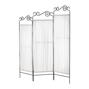 Two Ikea room dividers