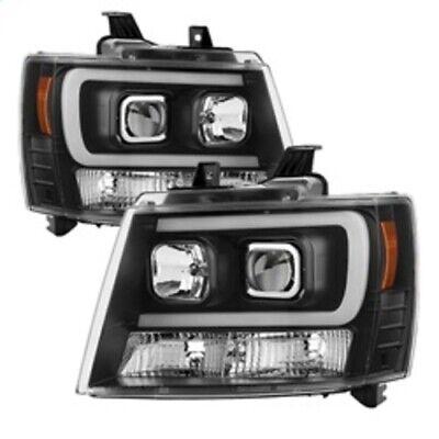 Headlight Set-Drl Led Projector Headlights SPYDER AUTO 5082565